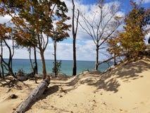 Κρατικό πάρκο λιμνών παπιών στοκ φωτογραφίες