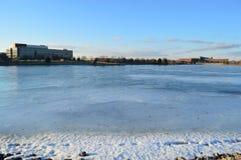 Κρατικό πάρκο του Μπλούμινγκτον Στοκ φωτογραφία με δικαίωμα ελεύθερης χρήσης