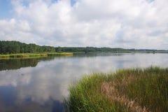 Κρατικό πάρκο Χάντινγκτον Μπιτς Στοκ εικόνες με δικαίωμα ελεύθερης χρήσης