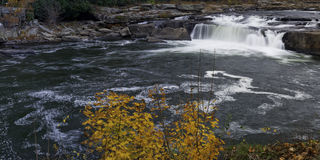 Κρατικό πάρκο Ohiopyle στοκ φωτογραφίες με δικαίωμα ελεύθερης χρήσης