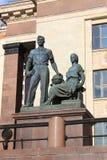 κρατικό πανεπιστήμιο της Μό Στοκ Φωτογραφίες