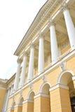 Κρατικό ρωσικό μουσείο στοκ φωτογραφία