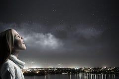 Κραυγάζοντας κορίτσι Στοκ φωτογραφίες με δικαίωμα ελεύθερης χρήσης