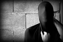 Κραυγή του ατόμου Στοκ φωτογραφία με δικαίωμα ελεύθερης χρήσης