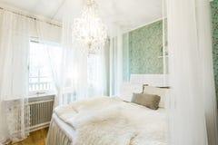 Κρεβάτι θόλων Στοκ Φωτογραφία