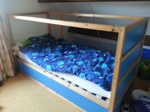 Κρεβάτι Στοκ Εικόνες