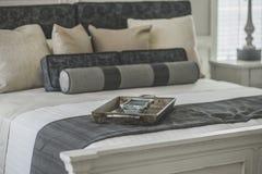 Κρεβάτι Στοκ εικόνες με δικαίωμα ελεύθερης χρήσης