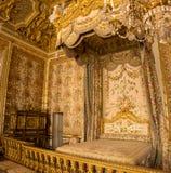 Κρεβάτι Queen's Στοκ Φωτογραφίες
