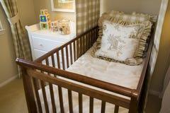 κρεβατοκάμαρα μωρών Στοκ φωτογραφία με δικαίωμα ελεύθερης χρήσης