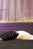 κρεβατοκάμαρα σύγχρονη στοκ φωτογραφία με δικαίωμα ελεύθερης χρήσης