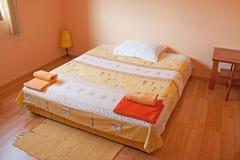Κρεβατοκάμαρα Στοκ φωτογραφίες με δικαίωμα ελεύθερης χρήσης