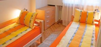 Κρεβατοκάμαρα Στοκ Εικόνες