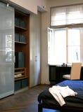 κρεβατοκάμαρα Στοκ εικόνα με δικαίωμα ελεύθερης χρήσης