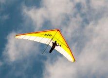 Κρεμάστε το ανεμοπλάνο Στοκ φωτογραφίες με δικαίωμα ελεύθερης χρήσης