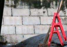 Κρεμάστρα Στοκ φωτογραφία με δικαίωμα ελεύθερης χρήσης