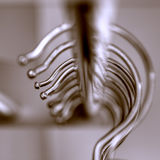 κρεμάστρες Στοκ φωτογραφία με δικαίωμα ελεύθερης χρήσης