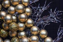 κρεμαστά κοσμήματα Χριστ&omi στοκ φωτογραφία