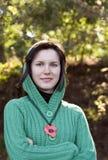 κρεμαστό κόσμημα κοριτσιώ& Στοκ φωτογραφία με δικαίωμα ελεύθερης χρήσης