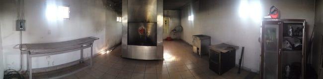 κρεματόριο Στοκ εικόνες με δικαίωμα ελεύθερης χρήσης