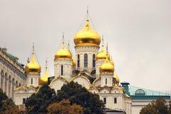 Κρεμλίνο Μόσχα 19$ο annunciation 17 ορόσημο Ουκρανία πόλεων αιώνα καθεδρικών ναών kharkov Φωτογραφία φθινοπώρου χρώματος Στοκ Φωτογραφία