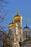 Κρεμλίνο Μόσχα Περιοχή παγκόσμιων κληρονομιών της ΟΥΝΕΣΚΟ Στοκ Φωτογραφία