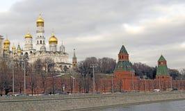 Κρεμλίνο Μόσχα Φωτογραφία χρώματος Στοκ Εικόνα