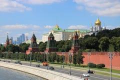 Κρεμλίνο Μόσχα Στοκ φωτογραφία με δικαίωμα ελεύθερης χρήσης