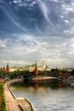 Κρεμλίνο Μόσχα Στοκ εικόνα με δικαίωμα ελεύθερης χρήσης