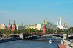 Κρεμλίνο Μόσχα Στοκ εικόνες με δικαίωμα ελεύθερης χρήσης
