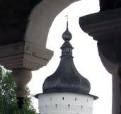 Κρεμλίνο rostov Άποψη θόλων Στοκ Φωτογραφίες