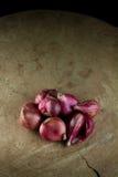 κρεμμύδια 1 Στοκ Φωτογραφίες