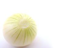 κρεμμύδι που ξεφλουδίζ&epsi Στοκ Φωτογραφία