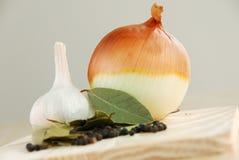 κρεμμύδι χορταριών Στοκ Φωτογραφίες