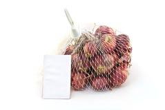 Κρεμμύδια κρεμμυδιών Στοκ φωτογραφία με δικαίωμα ελεύθερης χρήσης