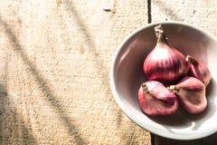 κρεμμύδια Στοκ Εικόνες