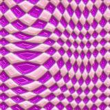 κρεμώδης πετσέτα προτύπων διανυσματική απεικόνιση