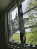 Κρεμώντας αστέρι στοκ φωτογραφία με δικαίωμα ελεύθερης χρήσης