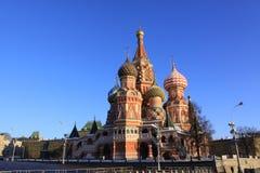Κρεμλίνο Μόσχα Ρωσία Καθεδρικός ναός βασιλικού ` s Αγίου Στοκ φωτογραφία με δικαίωμα ελεύθερης χρήσης