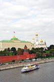 Κρεμλίνο Μόσχα Το μεγάλο παλάτι του Κρεμλίνου Στοκ Εικόνες