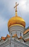 Κρεμλίνο Μόσχα Φωτογραφία χρώματος 19$ο annunciation 17 ορόσημο Ουκρανία πόλεων αιώνα καθεδρικών ναών kharkov Στοκ Φωτογραφίες