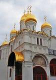 Κρεμλίνο Μόσχα Φωτογραφία χρώματος 19$ο annunciation 17 ορόσημο Ουκρανία πόλεων αιώνα καθεδρικών ναών kharkov Στοκ Εικόνα