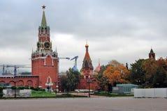 Κρεμλίνο Μόσχα Φωτογραφία χρώματος Στοκ φωτογραφία με δικαίωμα ελεύθερης χρήσης