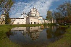 Κρεμλίνο, Ροστόφ ο μεγάλος Στοκ εικόνα με δικαίωμα ελεύθερης χρήσης