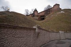 Κρεμλίνο σε Nizhni Novgorod στη Ρωσία Στοκ εικόνες με δικαίωμα ελεύθερης χρήσης