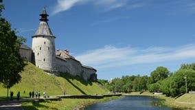 Κρεμλίνο Pskov Στοκ Εικόνα