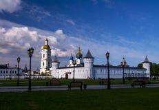 Κρεμλίνο tobolsk Στοκ εικόνα με δικαίωμα ελεύθερης χρήσης