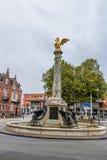 Κρησφύγετο Bosch, Κάτω Χώρες Στοκ Φωτογραφίες
