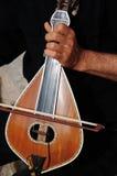 κρητικό lyra Στοκ φωτογραφία με δικαίωμα ελεύθερης χρήσης