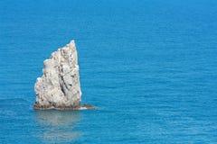 Κριμαία, βράχος στοκ εικόνες
