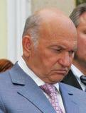 κριτική επιτροπή luzhkov Στοκ εικόνες με δικαίωμα ελεύθερης χρήσης